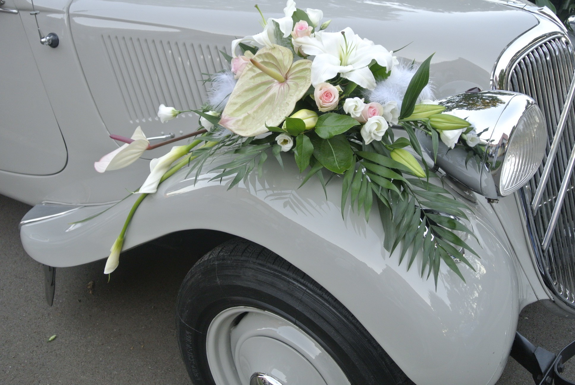 Décoration florale pour...