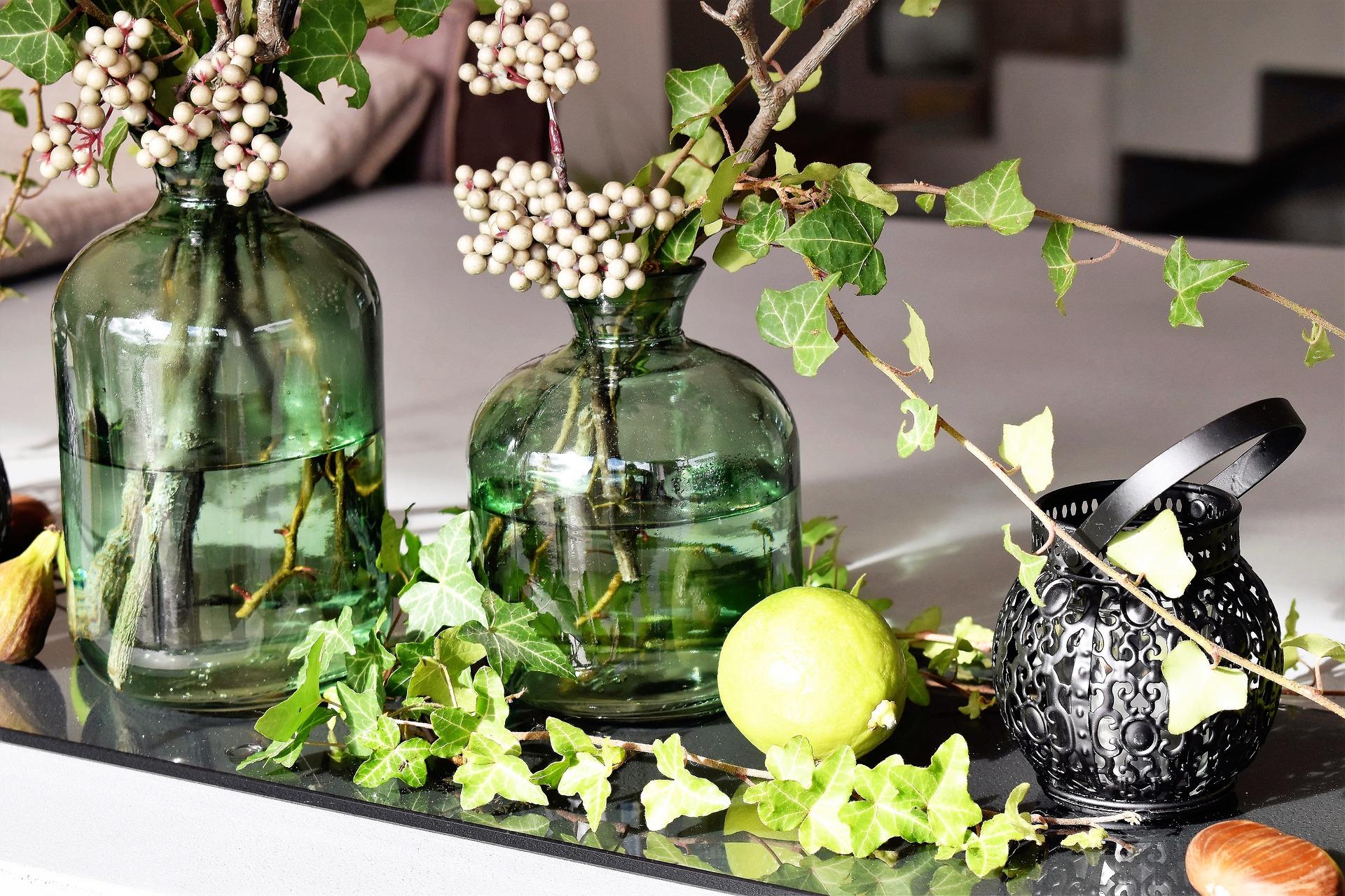 décoration florale entreprise